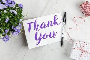 Munarakudoonori tänamine